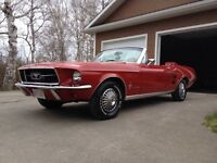 Ford Mustang convertable 1967