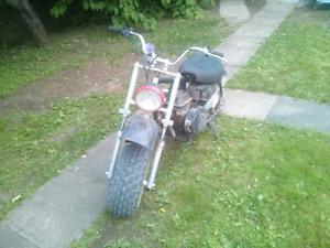 Mini baja 200cc