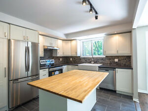 Lovely renovated raised bungalow in Beaconsfield