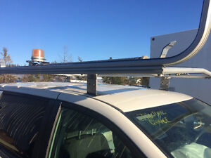 LADDER CARRIER FACTORY!!/shelves/cutting 2008 Dodge minivan