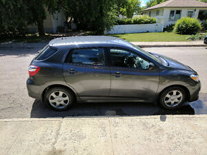2010 Toyota Matrix Base Hatchback