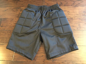Soccer Goalie Shorts - Adult Small