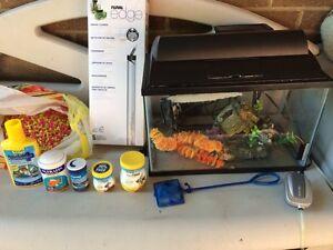 Fish Tank & Accessories!