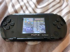 Retro Hand Held PXP Game