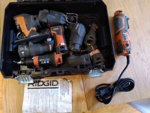RIDGID JobMax complete kit