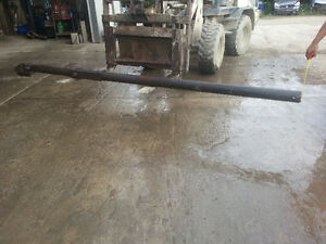 Hydralic Cylinder out of Tilt N Load Truck London Ontario image 2