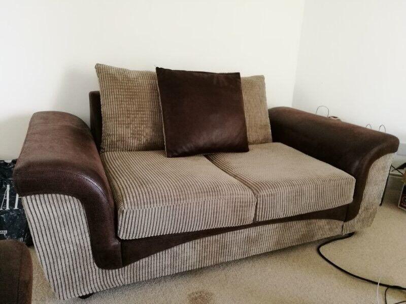 Farrow Fabric sofa collection, 2 seater & 3 seater
