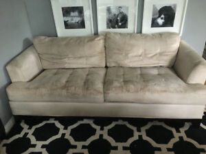 FREE: Microfibre Couch