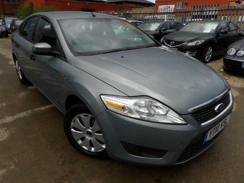 2010 FORD MONDEO 1.8 TDCI EDGE 6 SPEED 5DR