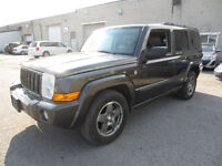 2006 Jeep Commander 4X4 LEATHER / LOADED