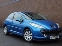 2008 Peugeot 207 1.4 m:play 3dr