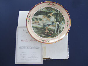 Limited Edition Trisha Romance Collector Plates - 14 Available London Ontario image 5