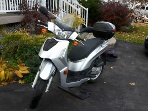 SCOOTER KYMCO PEOPLE S 50