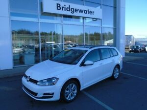2015 Volkswagen GOLF WAGON Comfortline - VW CERTIFIED