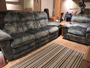 recliner sofa and chairs