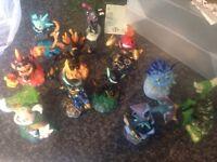 Skylanders swap force figures series 3