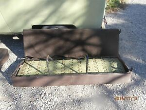 rear seat for 68-83 vw bus vanagon Cambridge Kitchener Area image 2