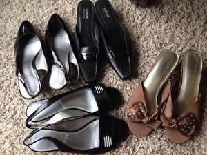 Woman's like new size 8 shoes