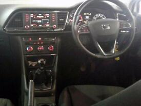 2015 SEAT LEON 1.6 TDI SE 5dr [Technology Pack] Estate