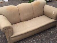 Free sofa collection Teignmouth