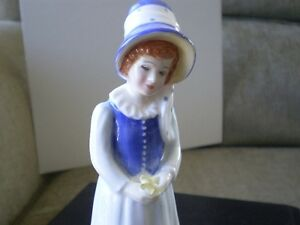 "Royal Doulton Figurine "" Lucy "" HN2863 - Greenaway Collection Kitchener / Waterloo Kitchener Area image 5"