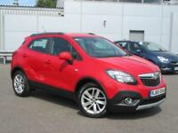 2015 Vauxhall Mokka 1.6 Exclusiv 5 door Hatchback