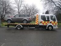 Breakdown vehicle recovery 24hr