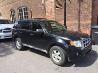 Ford escape XLT 2009