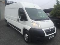 Citroen Relay 2.2HDi 2013 13 Reg 130 Bhp 35t L3H2 Enterprise
