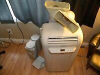 danby 1100 btu 3 in 1 air conditioner