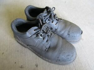 Size 12 Steel Toe Safety Shoes