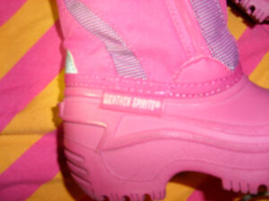 Weathered Spirits Size 5 Girl's Winter Boots Kitchener / Waterloo Kitchener Area image 3