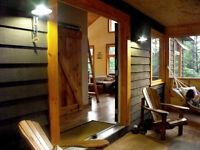 Beautiful Cottage/Artist Retreat in Muskoka, Ontario
