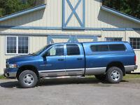 2003 Ram 2500 Diesel, quad cab ,4x4,std, Pickup Truck