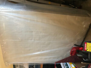 Free Queen sized Box Spring & Bed Frame
