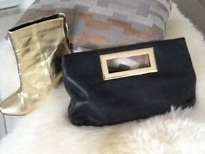 MICHAEL KORS JET SET CLUTCH