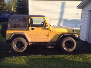 2001 Jeep TJ Autre