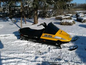1985 Ski-Doo MX