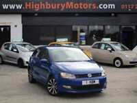 2013 Volkswagen Polo 1.2 TDI Match Edition 5dr