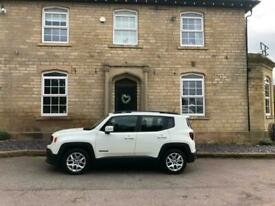 image for JEEP RENEGADE LONGITUDE* HIGH SPEC SUV*SAT NAV*CRUISE*DAB STEREO* PX WELCOME *