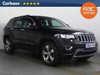 2015 JEEP GRAND CHEROKEE 3.0 CRD Limited Plus 5dr Auto SUV 5 Seats