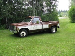 1980 CHEVY CHEYENNE 1 T0N DUALLY