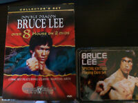 BRUCE LEE MOVIES AND SPEACIL EDITION CARD SET