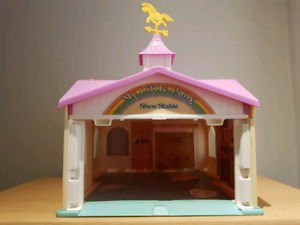 80's My Little Pony Show Stable