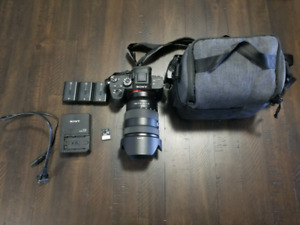 Sony a7RIII 24-105mm G Lens MINT CONDITION + Accessories