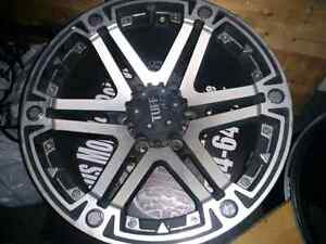 "Mag 18 "" pour pick up 4x4 gm"