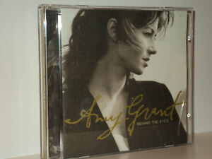 "AMY GRANT cd ""Behind the Eyes"""