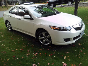 A-1 Condition Acura TSX Sedan 2009 (Low Millage)