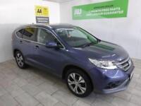 BLUE HONDA CR-V 2.0 I-VTEC SR ***FROM £41 PER WEEK***
