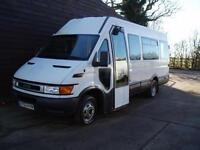 2004 IVECO DAILY MINI BUS COACH 87,000 MILES IDEAL CAMPER MOTORHOME CONVERSION